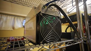 ASIC Bitcoin Miner Review