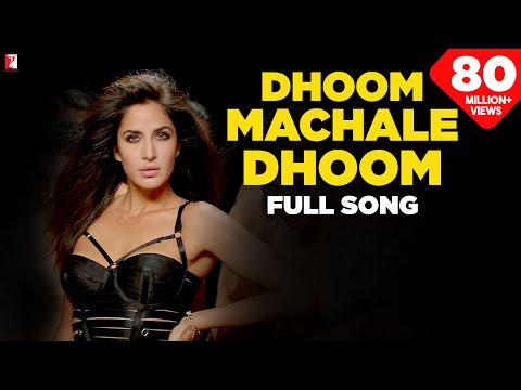Dhoom Machale Dhoom - DHOOM 3 (HD 720p)