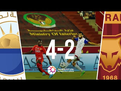 Fujairah 2-4: Arabian Gulf League 2020/21 Round 1