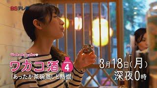 mqdefault - 「ワカコ酒 Season4」 第11夜 | BSテレ東