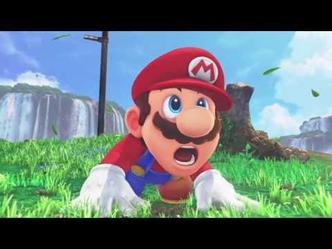 Видео № 1 из игры Super Mario Odyssey [NSwitch]