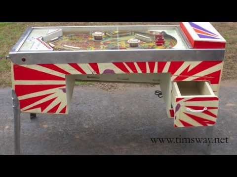 Turn A Dead Pinball Machine into a Desk