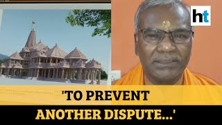 2,000 ft under new Ram Mandir, time capsule will preserve history of struggle - Download this Video in MP3, M4A, WEBM, MP4, 3GP