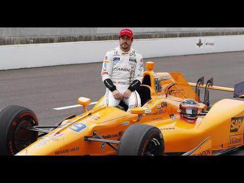 Alonso muda patamar de Harding e Indy e impressiona por mobilização total
