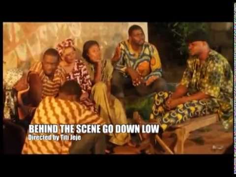 BEHIND THE SCENE GO DOWN LOW