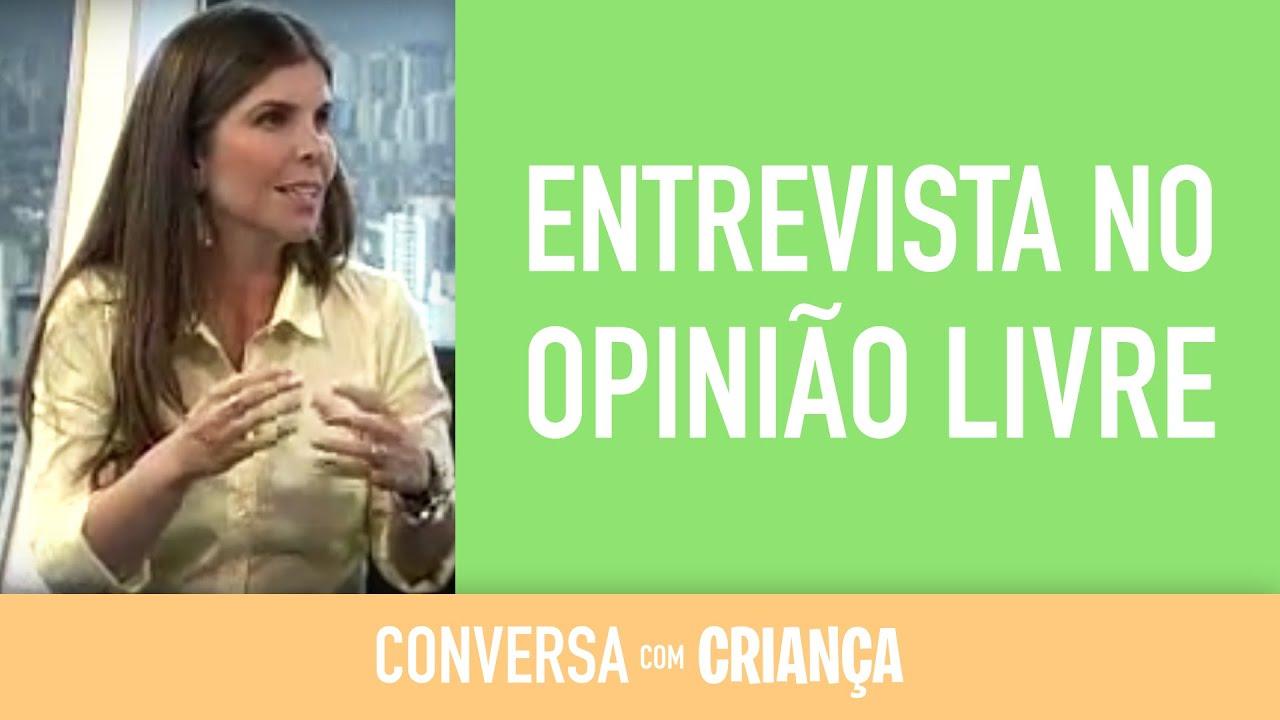 Entrevista no Opiniao Livre -  Psicóloga Daniella Freixo de Faria
