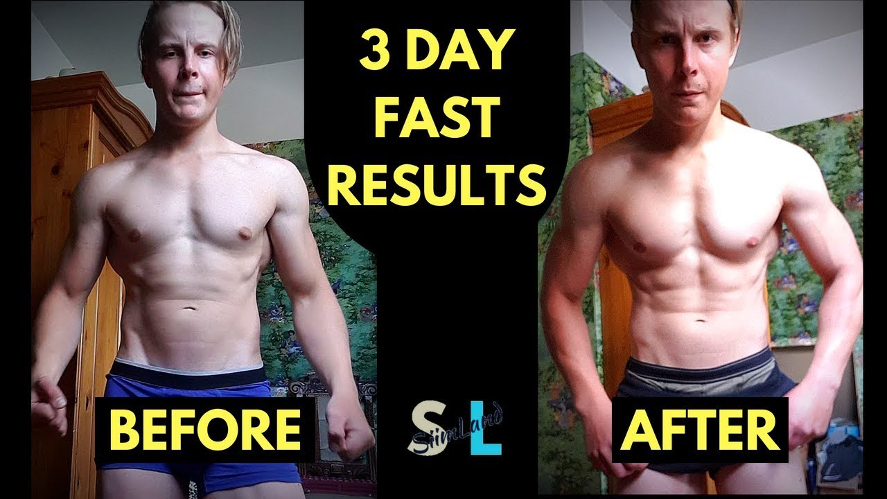 VLOG: 3 Day Fast Results