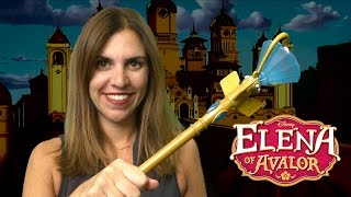 Elena Of Avalor Scepter From The Disney Store
