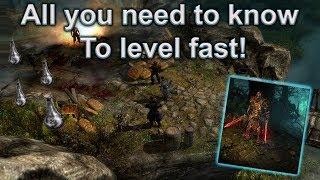 Grim Dawn Forgotten Gods - Oathkeeper class (whirlwind skill