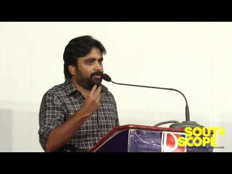 Sasikumar talks about directors Bala, Balu Mahendra