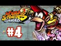 Mario Strikers Charged 4 Macaco Alien gena