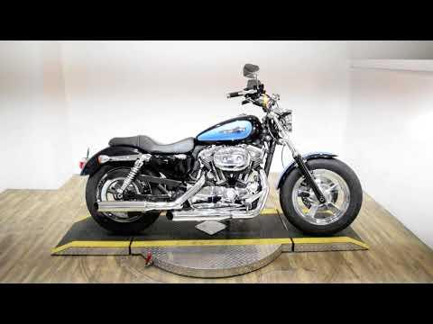 2012 Harley-Davidson XL1200C in Wauconda, Illinois - Video 1