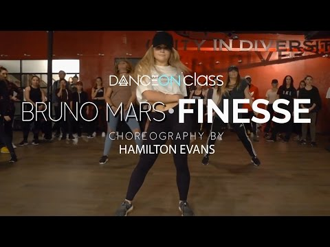 Bruno Mars - Finesse | Hamilton Evans Choreography | DanceOn Class #FinesseBattle Mp3