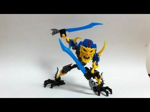 Vidéo LEGO Hero Factory 44013 : Aquagon
