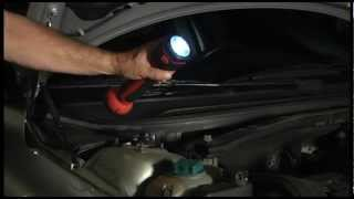 V 31874-Mobile Power 36 LED Retractable Worklight