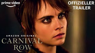 Carnival Row Ver La Serie Online Completas En Español