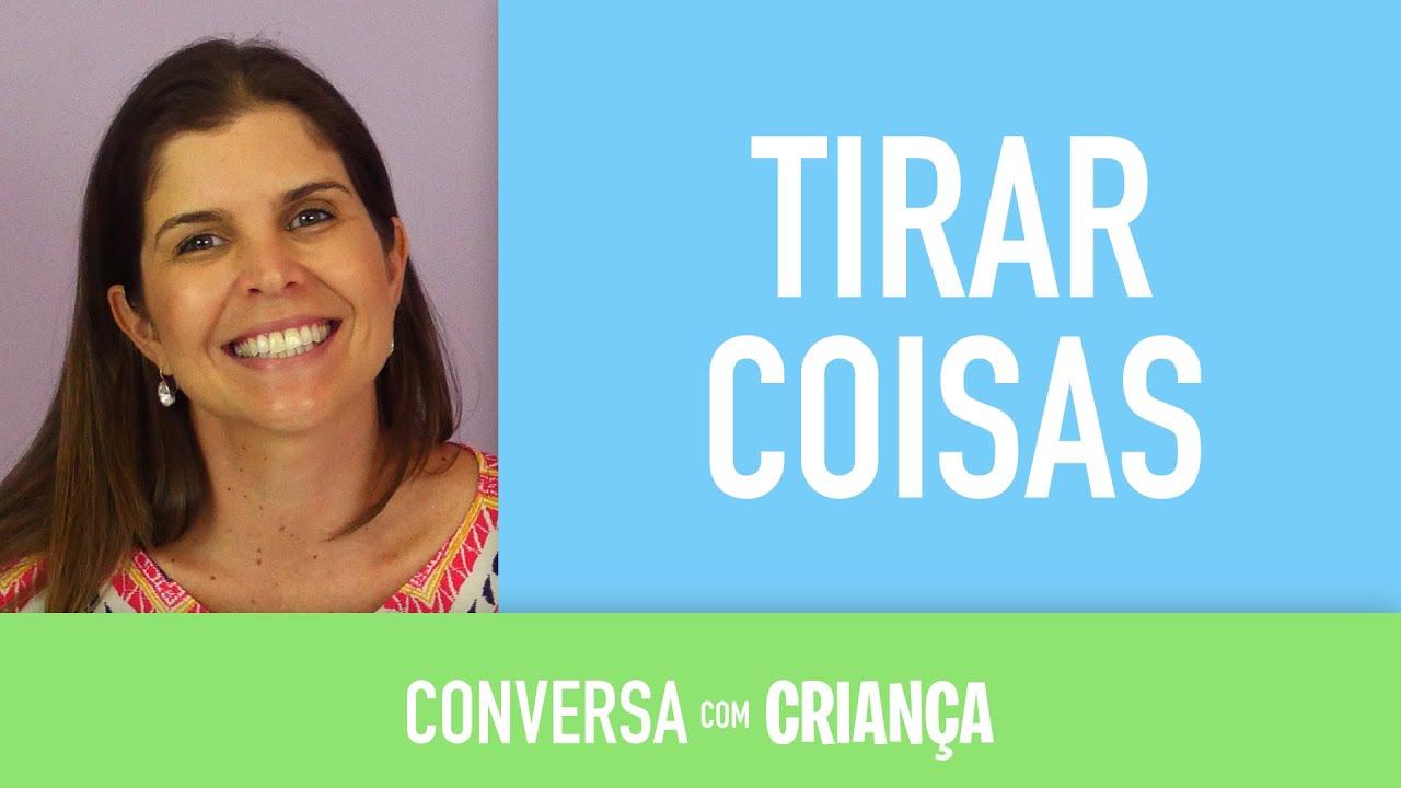 Tirar para corrigir | Conversa com Criança