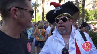 Jimmy Buffett Las Vegas Pool Party at the Flamingo 2014