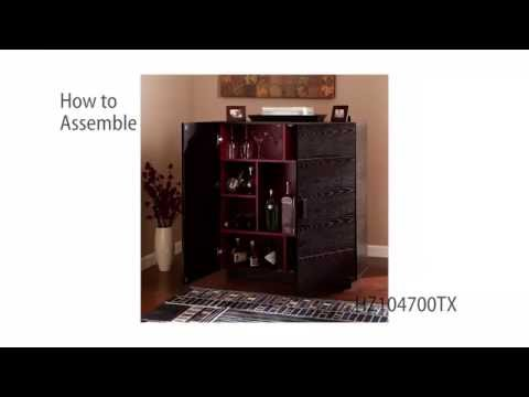 Video for Marc Bar Cabinet