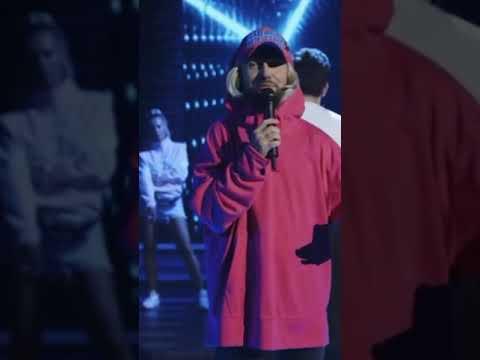 Пародия на рэп исполнителей (Элджей), в шоу Однажды в Россия