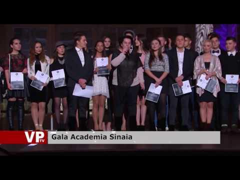 Gala Academia Sinaia