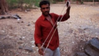 Ghopan a local sling in Maharashtra