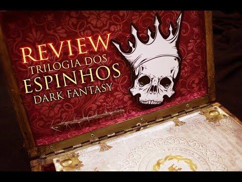 Review - Trilogia dos espinhos volume único DarkSide Books
