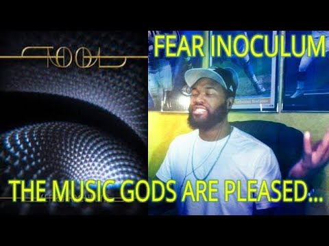 FIRST TIME LISTENING | TOOL - Fear Inoculum (Audio) -REACTION