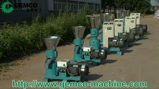 GEMCO feed mill machines will tell you how to making poultry feed pellets
