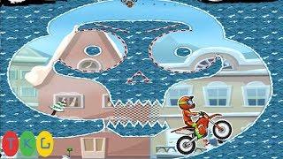 Moto X3M Winter | Game Đua Xe Moto Địa Hình | TopKidsGames (TKG)