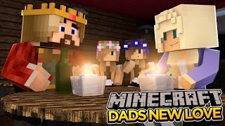 Minecraft-Little Carly-DADS NEW GIRLFRIEND!!