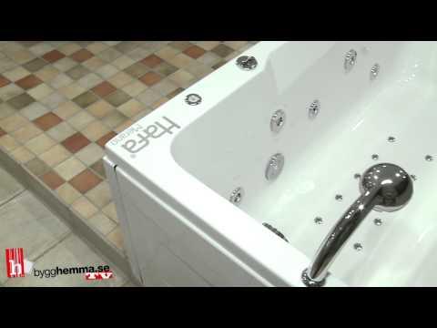Badkar hafa massagebadkar : Bubbelbadkar Hafa Merano 190 SQ Exklusiv - Bubbelbadkar ...