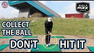 Collect The Ball, Don't Hit It