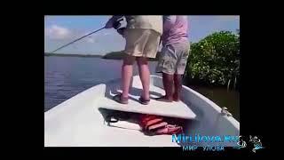 Лучшая нарезка приколов на рыбалке!!!смотреть обязательно!)