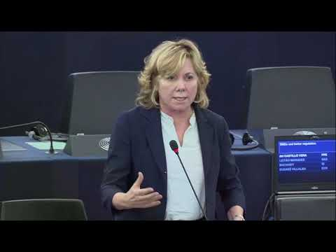 Pilar Del Castillo sobre pymes y tecnologias digitales