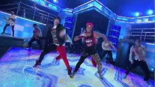 Сиси Джонс, Shake it Up - 'Egg it Up'