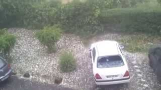 Hail Storm Compilation