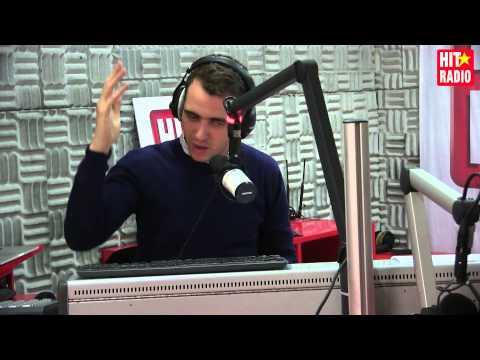 Mona Roukachi dans le Morning de Momo sur HIT RADIO - 27/01/15