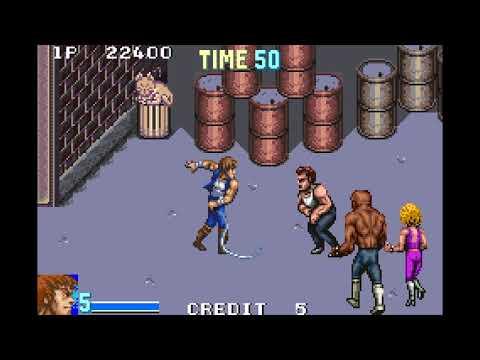 Double Dragon Advance U Mode7 Rom Gba Roms Emuparadise