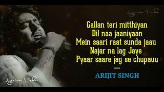 Good Newwz | Dil na janiya arijit singh | Audio - YouTube