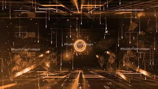 Hi tech background video loops | technology background video | abstract technology video for website
