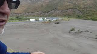 Прорыв озера Челек-Тор.