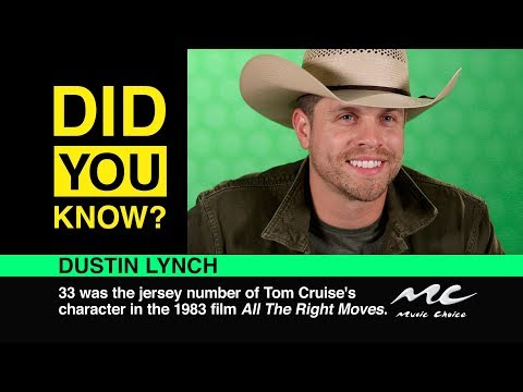 Dustin Lynch Tested Poo For a Living: Did You Know?