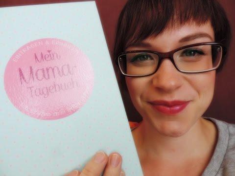 Mein Mama Tagebuch - Eine tolle Idee für frischgebackene Mamis - Babys erste drei Jahre (P)