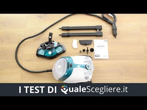 Пароочиститель Polti Vaporetto Smart 100_T Video #1