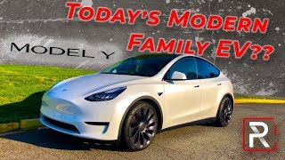 The Tesla Model Y SUV Is The Perfect Modern Family EV