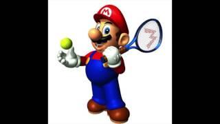マリオテニスゲームポイント、マッチポイントBGM集