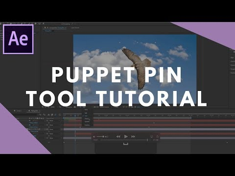 Animate With The Puppet Tool In After Effects