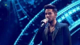 "The Voice of Poland VI – Adam Lambert – ""Ghost  Town"" – Live"