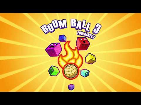 Boom Ball 3 for Kinect Trailer thumbnail